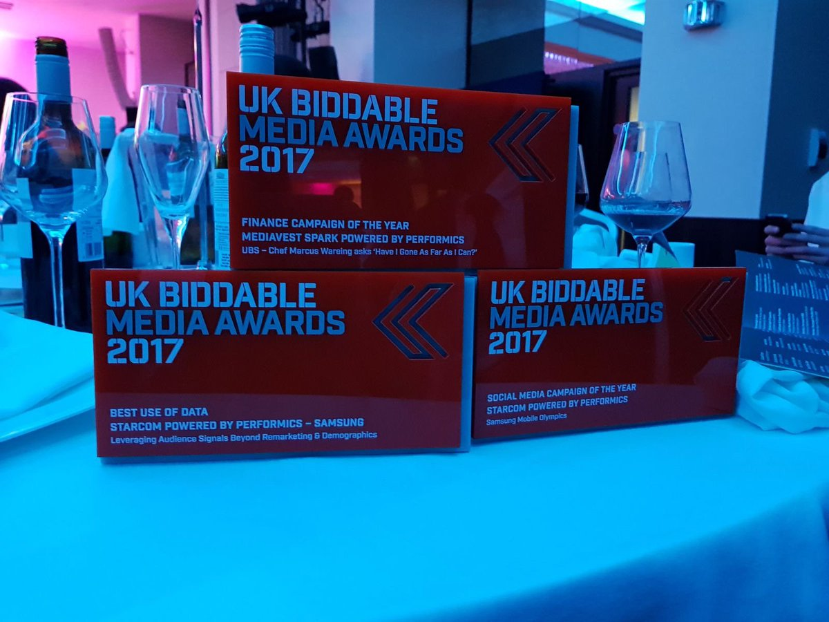 test Twitter Media - Just the 3 wins tonight! #ukbiddableawards Well done team Samsung and UBS!!! https://t.co/4TUv41ypA3
