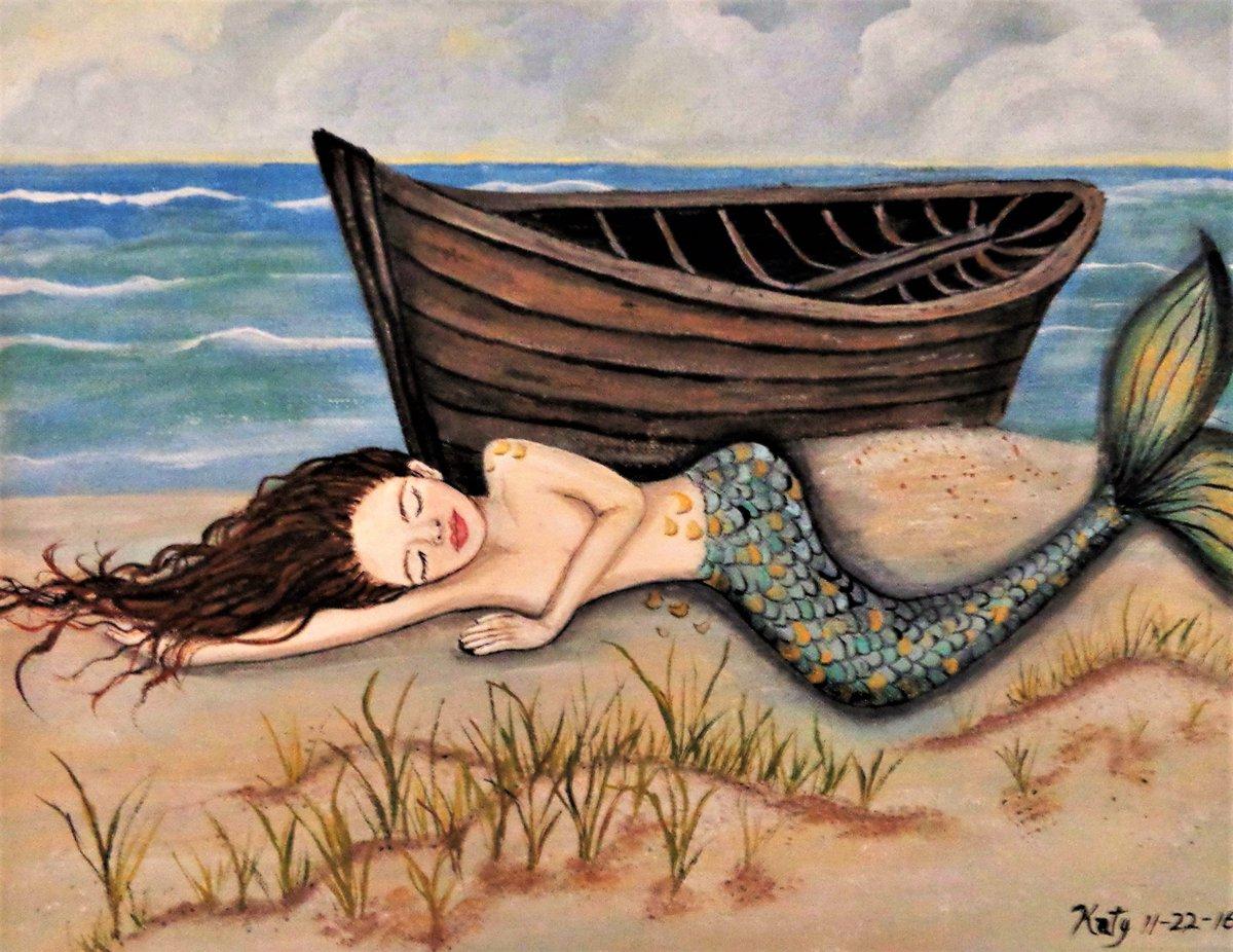 #mermaidart
