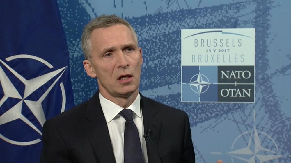 NATO to join anti-ISIS coalition, says alliance chief Stoltenberg