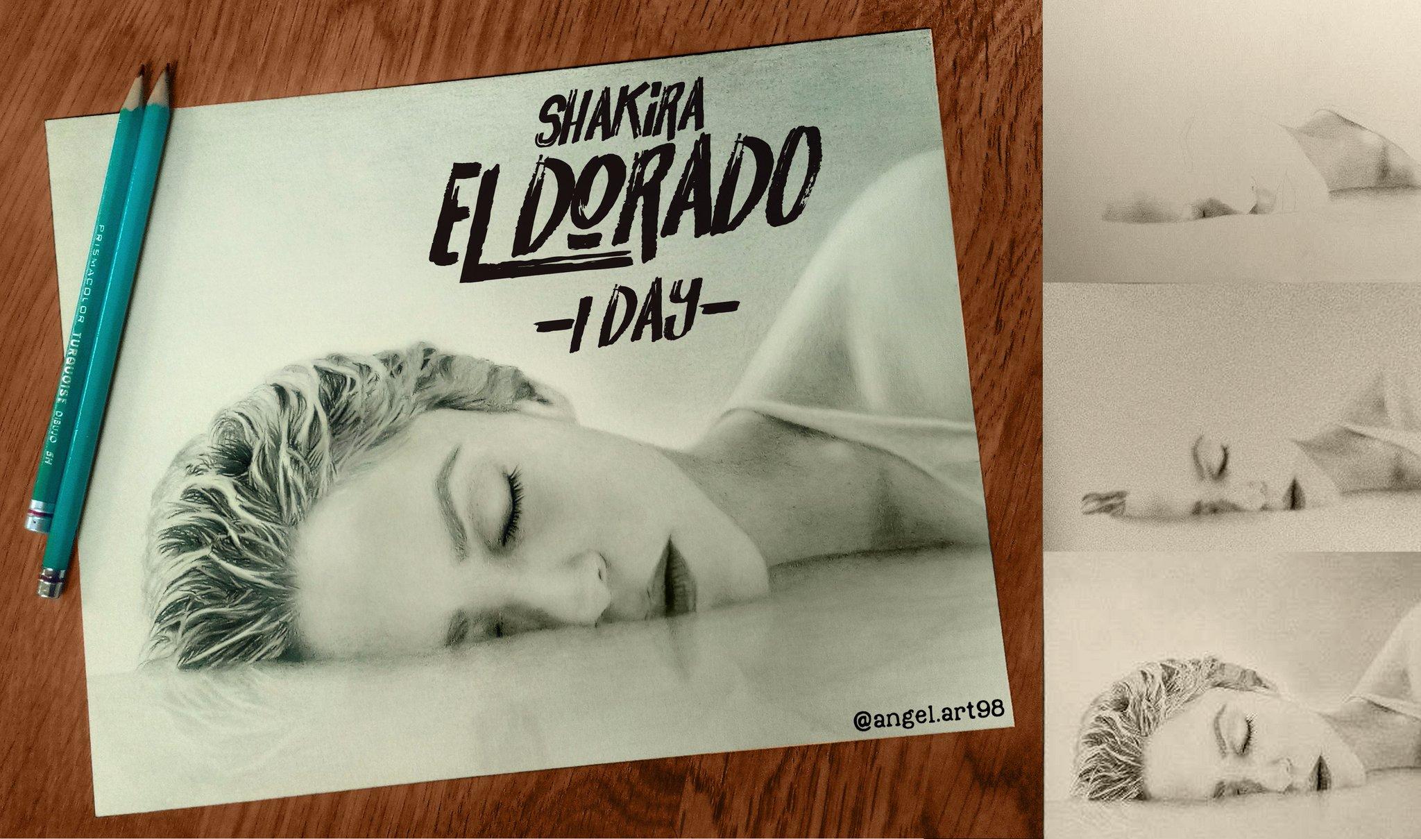 TOMORROW! / MAÑANA! #ElDoradoCountdown ShakHQ  ✏️ @angel_art98 #ElDorado https://t.co/T5LOT7DrxG