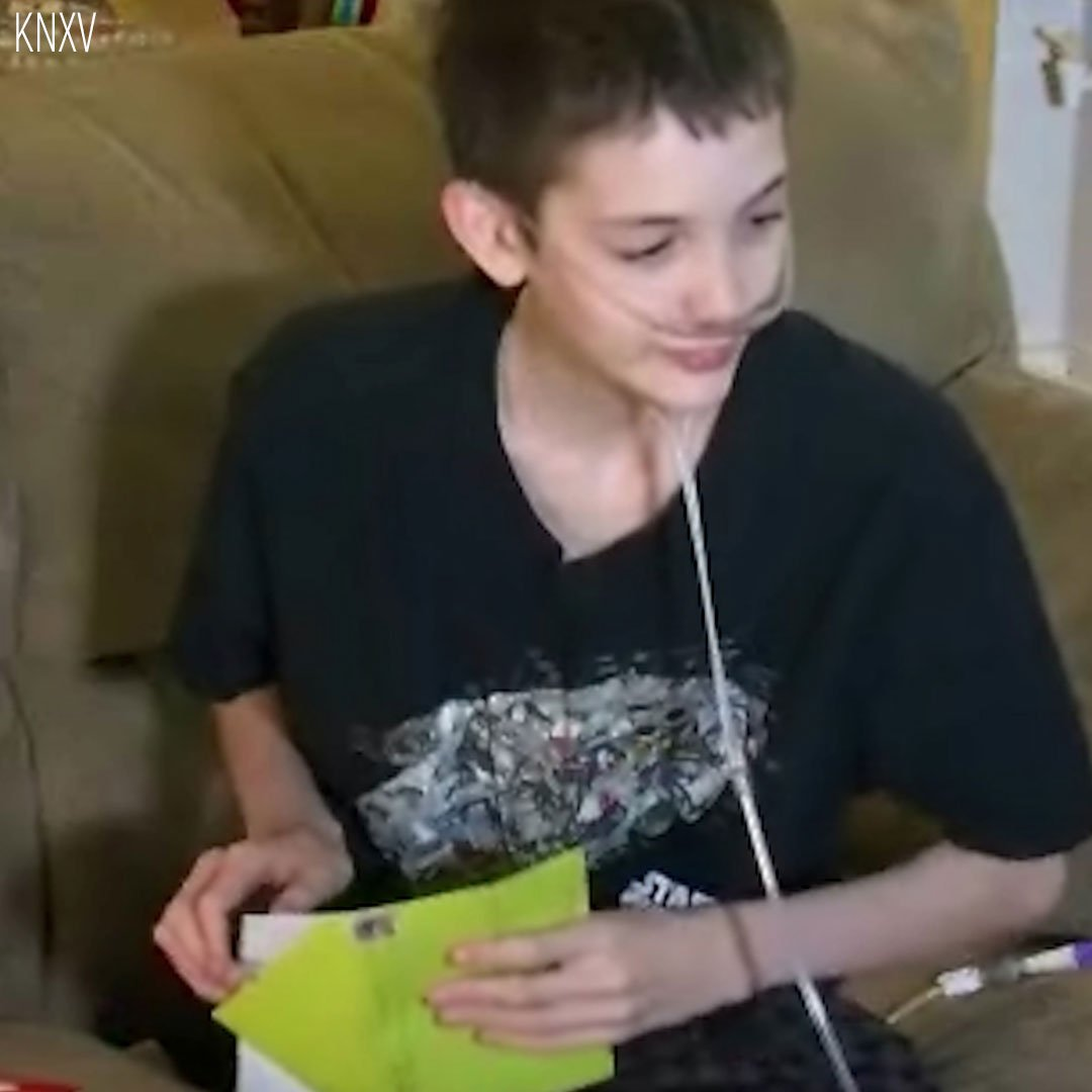 Teen battling terminal illness asks for 100,000 birthday cards. How to help
