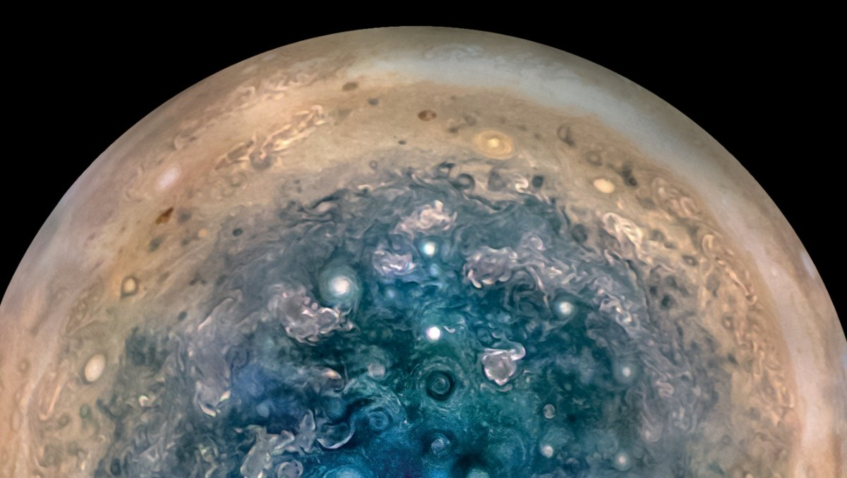 Jupiter's mysteries: First results from NASA's Juno mission