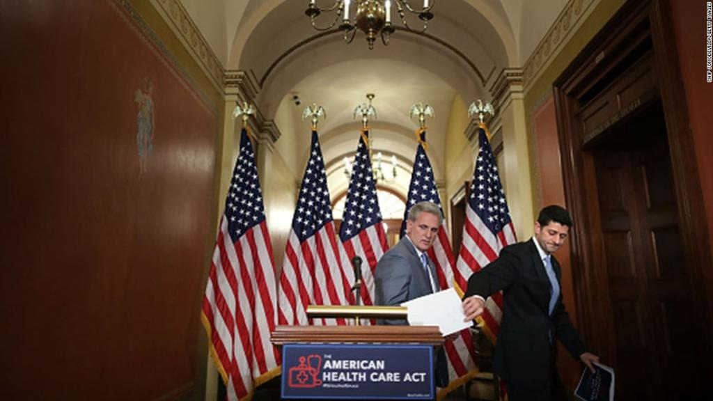 A new poll finds that 57% of voters disapprove of the GOP health care bill