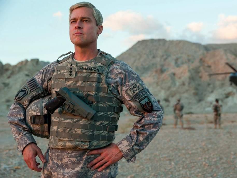 Netflix estrena este viernes el filme de Brad Pitt sobre la guerra de Afganistán