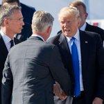 NAVO-topman: Trump volledig achter alliantie