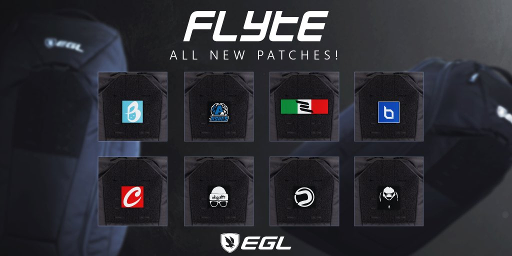 New patches are now live on our site! Check them out here: https://t.co/zmoeguzxux https://t.co/91IjNuugVS