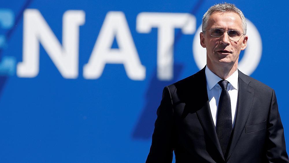 [watch live] Jens Stoltenberg, NATO Secretary-General in Brussels
