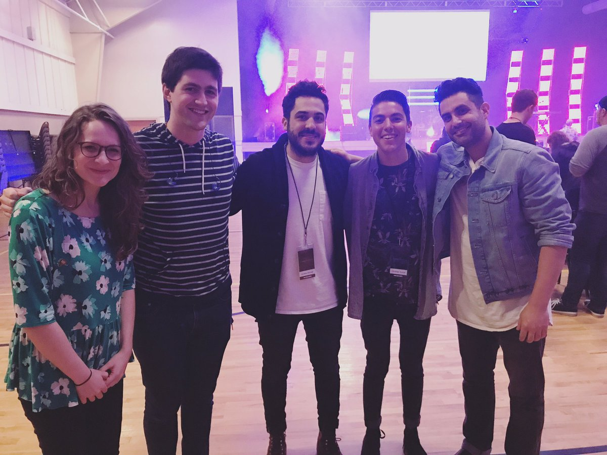 test Twitter Media - HUGE thank you the the @jarodespy band for leading us in worship at Program Training! We cannot wait to have you back with us this summer! https://t.co/PGYpnVIoMJ