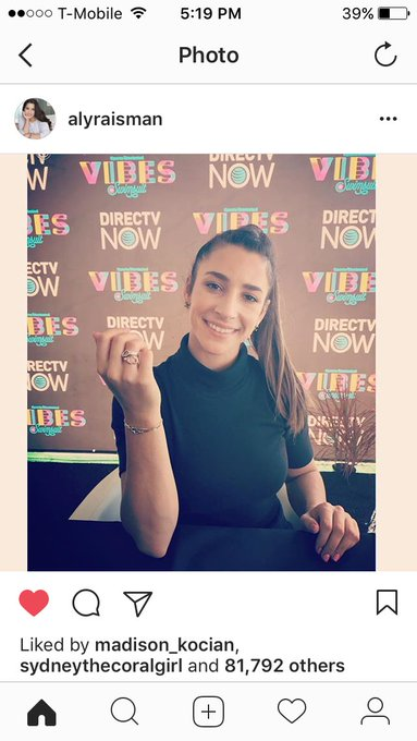 Happy birthday Aly! Love you so much you inspire me everyday and you\re my idol!