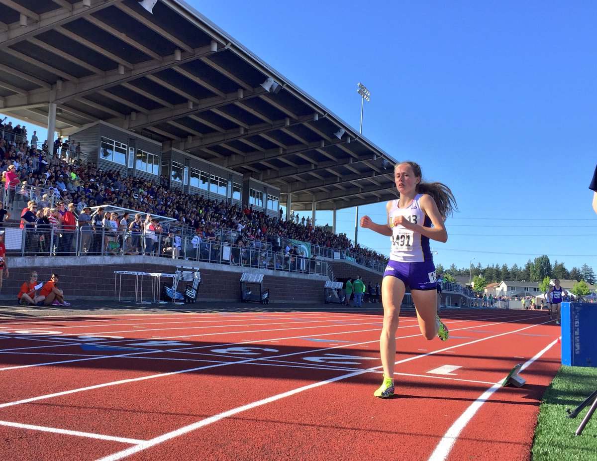 test Twitter Media - RT @wiaawa: 4A Girls 1600m Champion: Taylor Roe (Lake Stevens) 4:54.86 #wastatetf https://t.co/f6xPH3HWx4