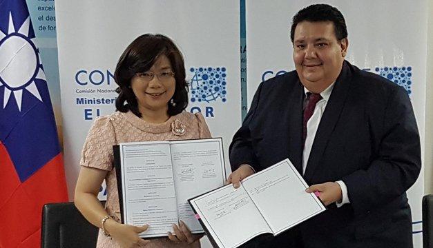 Taiwán reitera su apoyo a la micro región de Valle del Jiboa e Ilobasco