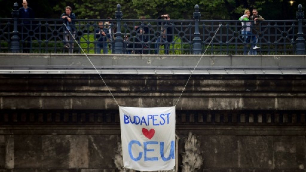 Hungary defies EU on law threatening Soros-founded university