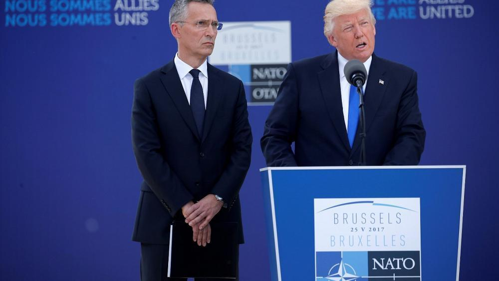 All eyes on Trump at NATO summit