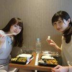 本日、23:30〜『ワカコ酒 season3』ゲストはなんと…團遥香ちゃん!台本見てビックリでした。プライベートでよく会