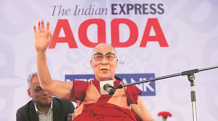 My reincarnation can't be born in place with no freedom: The Dalai Lama