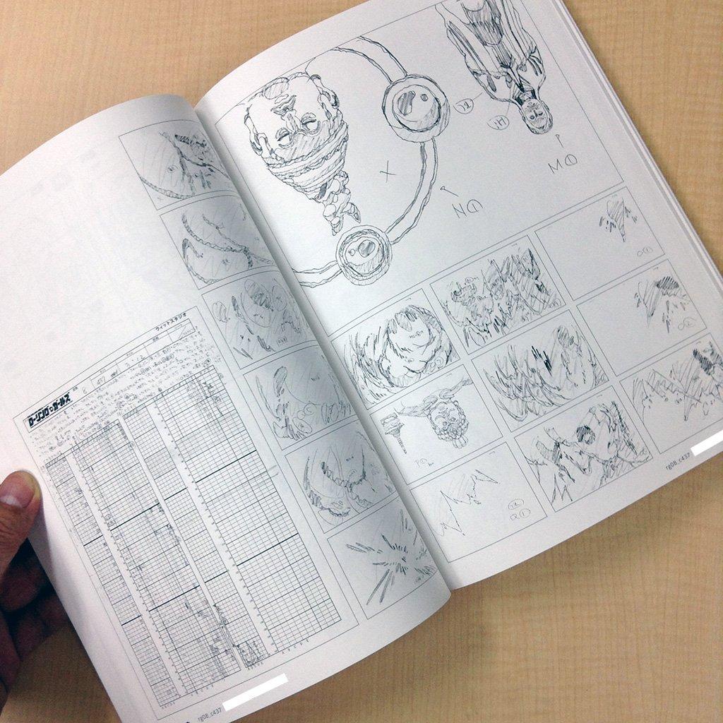 【5/30発売!】「ローリング☆ガールズ原画集」の見本が到着しました! 300ページオーバー厚さ2cmのずっしり感。もち