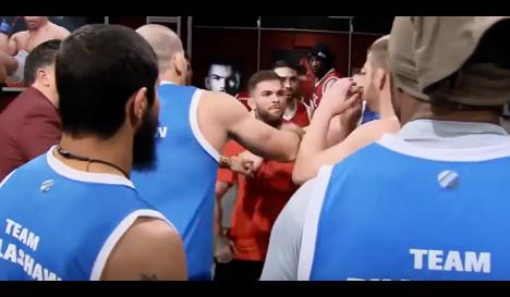 VIDEO | Several scuffles break out in newest clip from The Ultimate Fighter #mma #ufc https://t.co/rIVpRZfPxW https://t.co/OEPTQB47u0