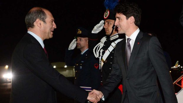 Free trade, climate among issues on Trudeau agenda at G7 summit in Italy