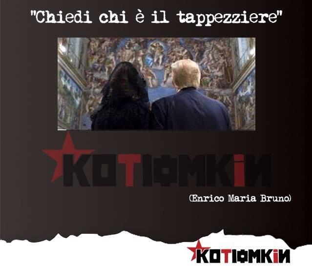 #TrumpinItalia #trumparoma @EMB61 https://t.co/krSzBrHLi2