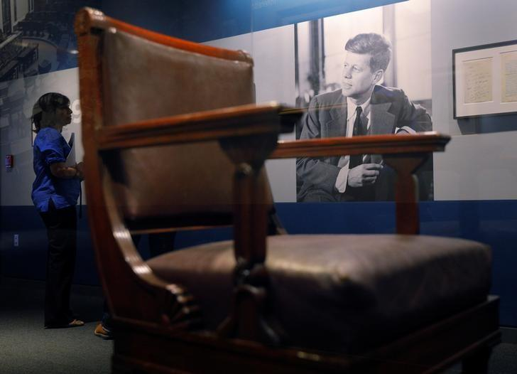 Before the White House, Kennedy was a high-school prankster