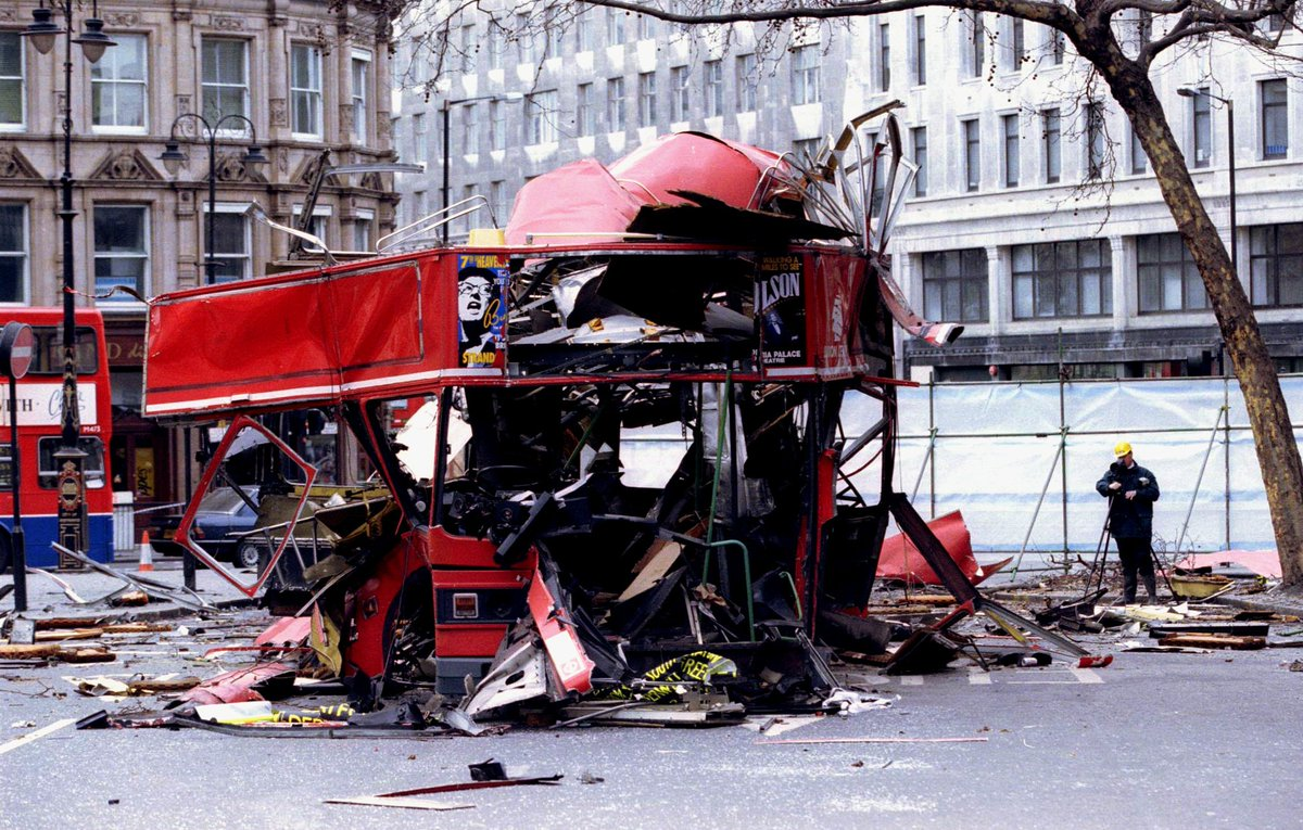 A brief history of terrorism in Britain
