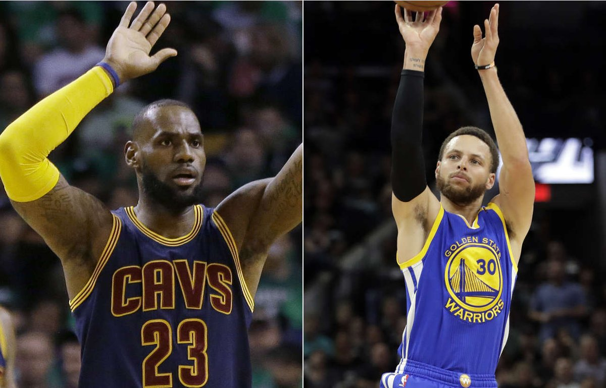NBA Finals: Cavaliers, Warriors to meet for third consecutive year