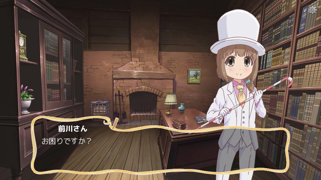 「麺に恋した僕はMEN」のゲームアップデートをしました。前川さんのヒントやだんごレンジャーのパズル要素が追加されています