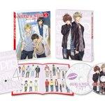 6/30(金)発売「SUPER LOVERS 2」BD&DVD第4巻ジャケットを公開! あべ美幸先生描き下ろしは