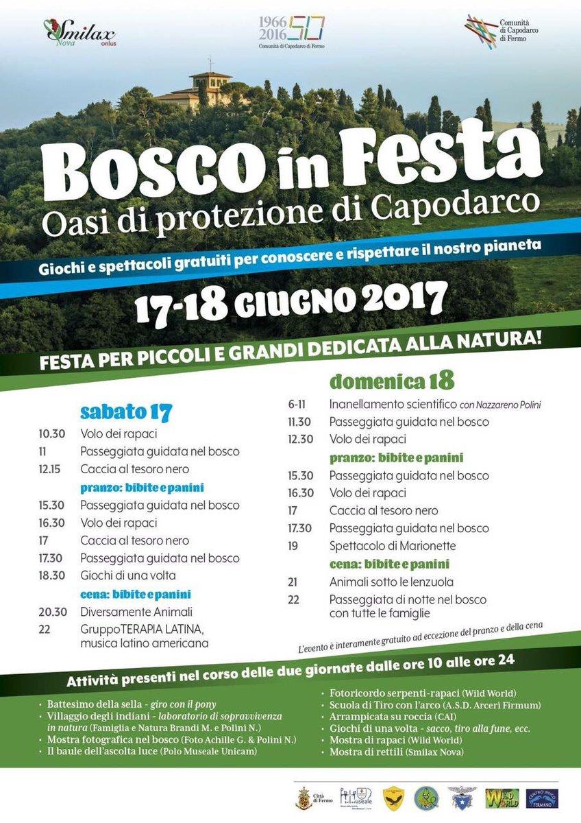test Twitter Media - Una bella iniziativa all'Oasi di #Capodarco #BoscoinFesta! #marcheforkids #Marche https://t.co/rpw2e3zI0W