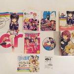 本日発売のBlu-ray/DVD第6巻を開封してみました!七海(cv.佐藤亜美菜)のボイスサンプルQRコードや、ライナー