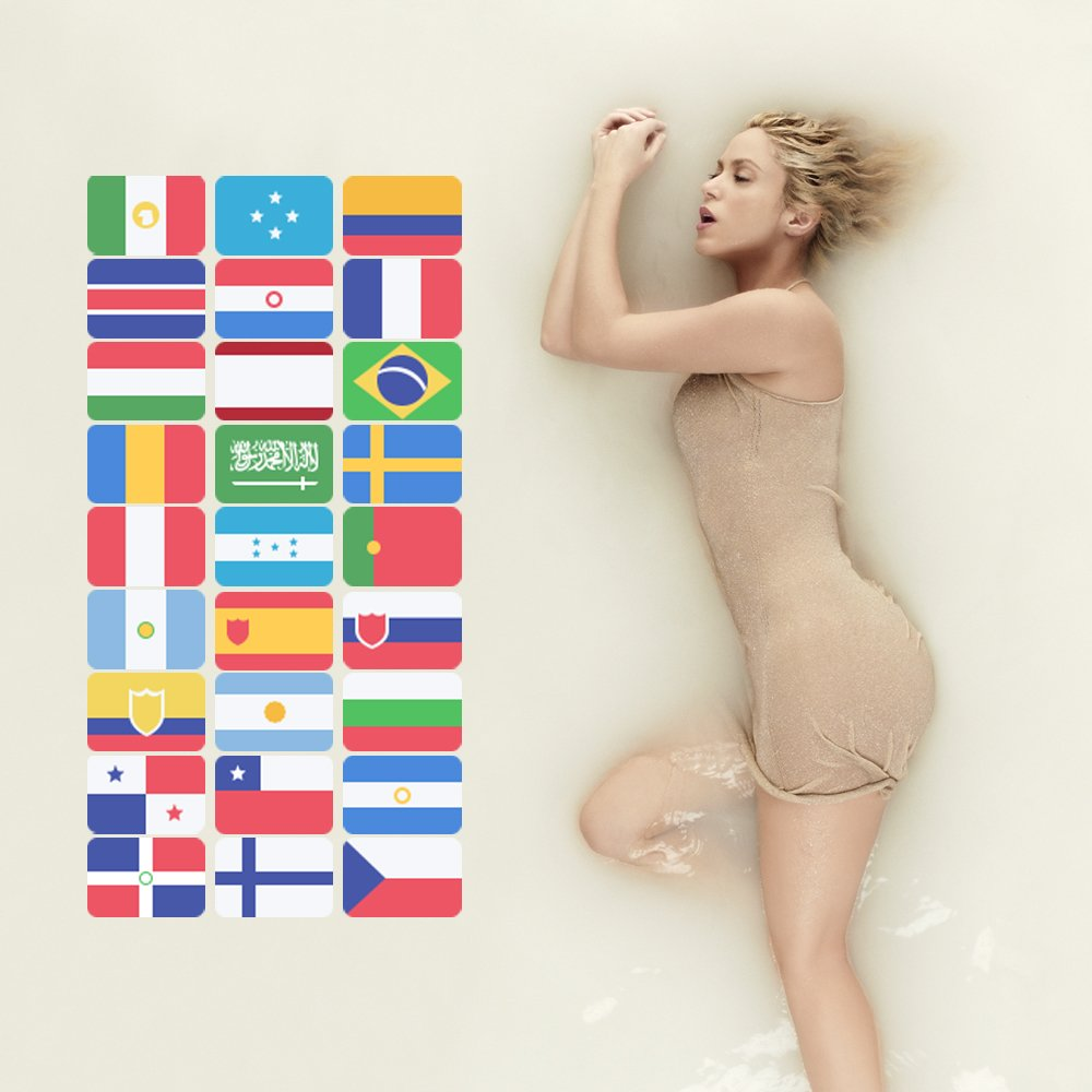 Wow, #ElDorado has reached #1 in 27 countries in a couple of hours! Incredible! You guys are the best! Shak https://t.co/MObkj9XqMt