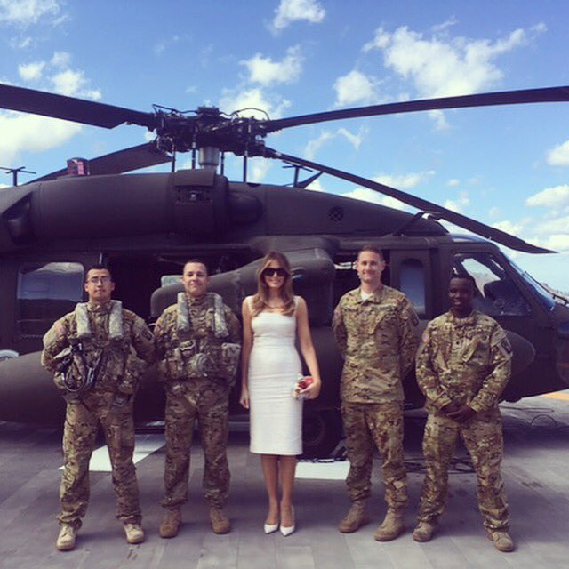 Thank you to the @usarmy 1-214th Aviation Regiment for getting me & my staff to our mtgs safely! #G7 #Catania #Italy https://t.co/UtfjAKFBtC