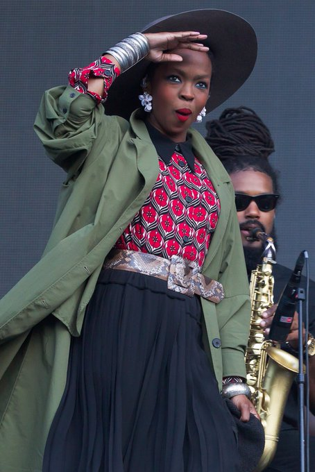Happy Birthday Lauryn Hill [  | What\s your favorite tunes from Lauryn? Hit us up!