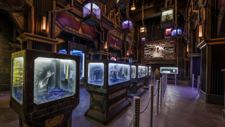 'Guardians of the Galaxy' @Disney attraction delivers rockin' epic ride @guardians