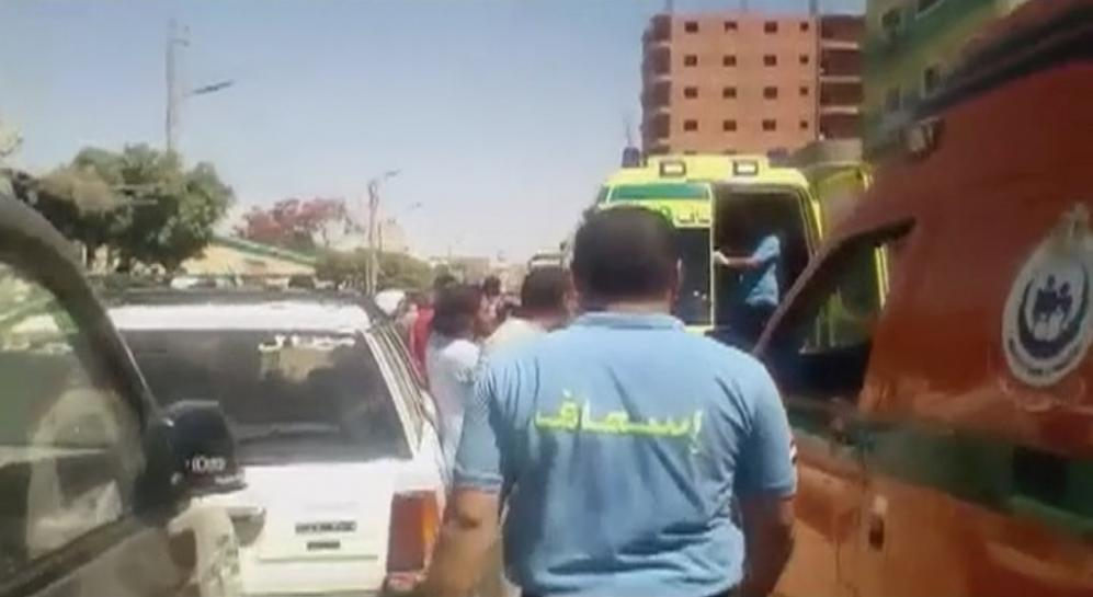 Masked gunmen kill 28 in attack on Christians in Egypt