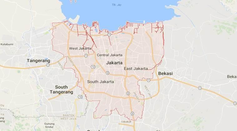 Indonesia arrests 3 suspects in Jakarta suicide bombings that killedpolice