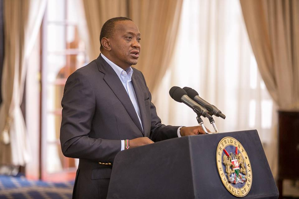 Uhuru promises Kenyans free secondary education but what happens next is UNEXPTECTED
