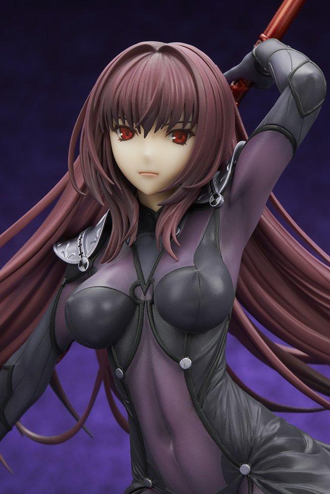 ブログ更新しました。『Fate/Grand Order』 ランサー/スカサハ  『GATE 自衛隊 彼の地にて、斯く戦え