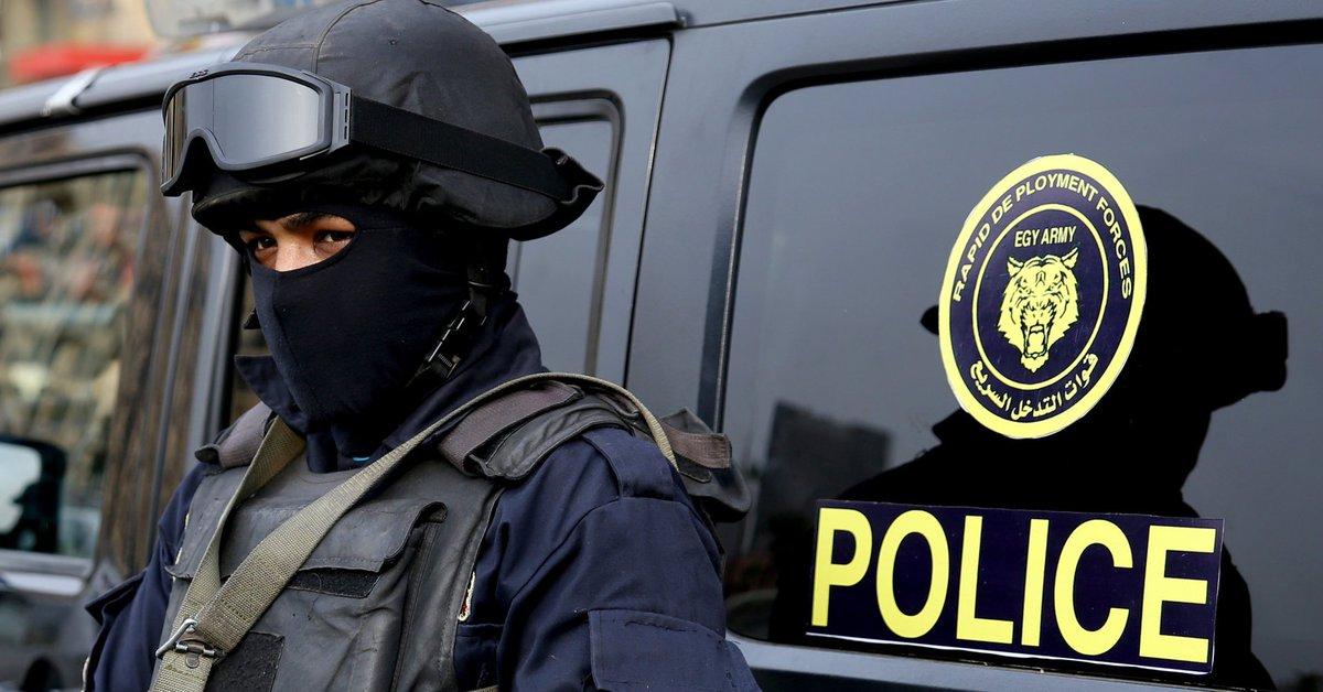 Gunmen kill 26 in attack on Coptic Christians in Egypt