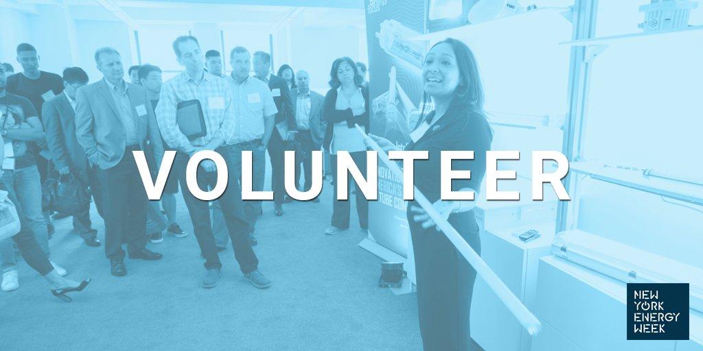test Twitter Media - Sign up to volunteer at NY Energy Week, this June! #networking #leadership #energy https://t.co/k9bi3NdOM4 https://t.co/WiajKSuakK