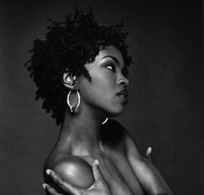 Happy Birthday to Lauryn Hill .
