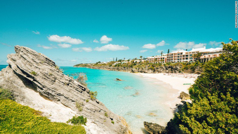 A Bermuda triangle: Where to eat, stay and play