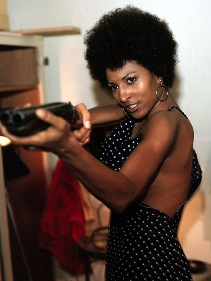 Happy 68th Birthday to Pam Grier
