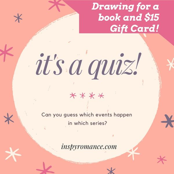 Fun Quiz and Giveaway