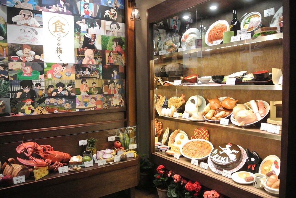 三鷹の森ジブリ美術館  新展示「食べるを描く。」内覧会を取材しました。ジブリ作品の食事シーンはなぜあれほど美味しそうなの