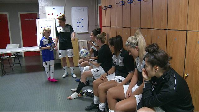 Scottish women's football team struggles for recognition