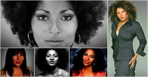 Happy Birthday to Pam Grier (born May 26, 1949)