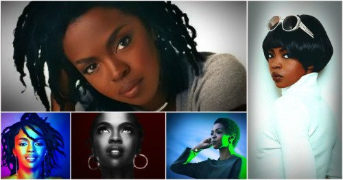 Happy Birthday to Lauryn Hill (born May 26, 1975)
