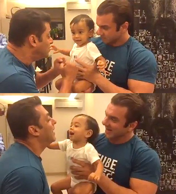 OMG! @BeingSalmanKhan LOSES a boxing match with this kid!