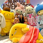 Hello Kitty, Gudetama hit Changi Airport for June holidays